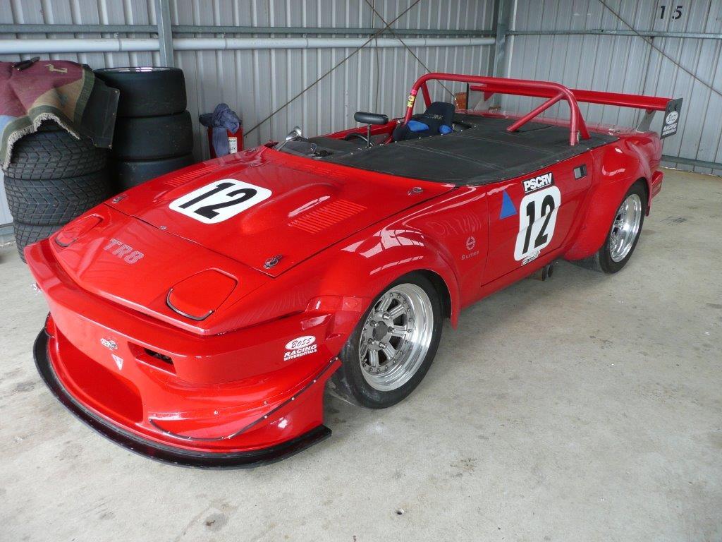 1768triumph tr8 prodsports race car